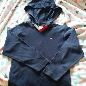 Boys Tommy Hilfiger hooded sweater